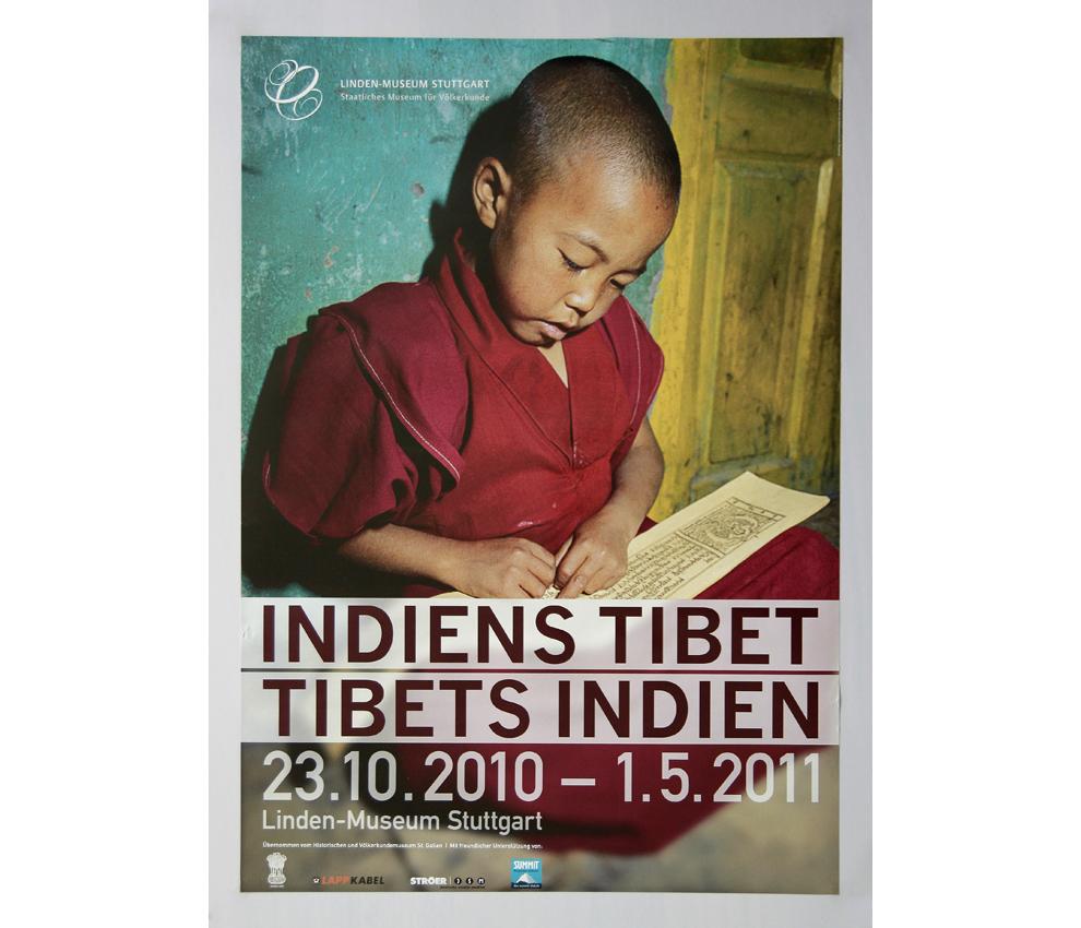 Plakat Indien